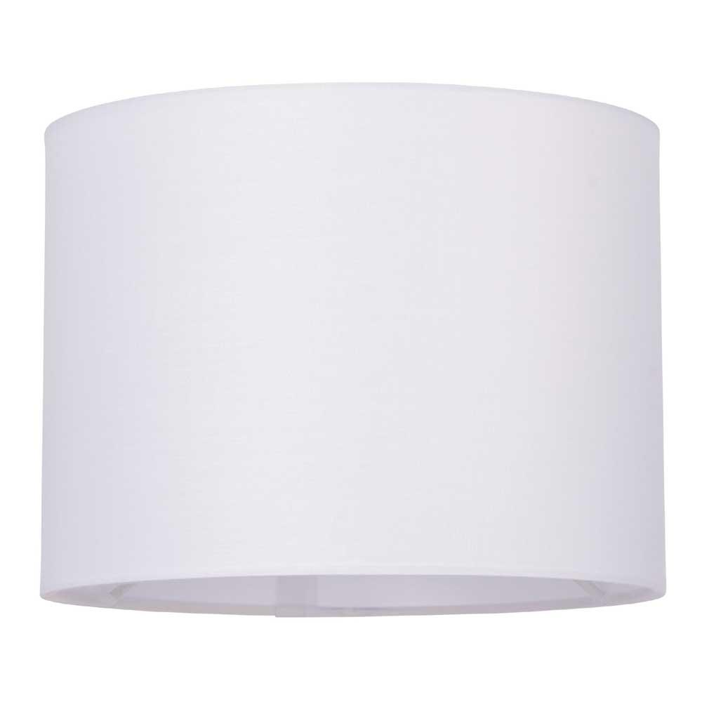 White Cylinder Shade